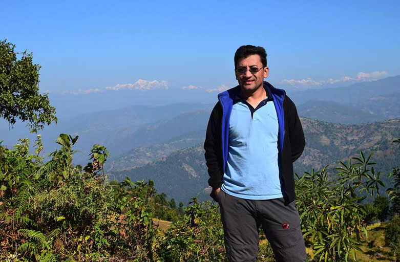 Panorama hill trek the first agri tourism trail in Nepal